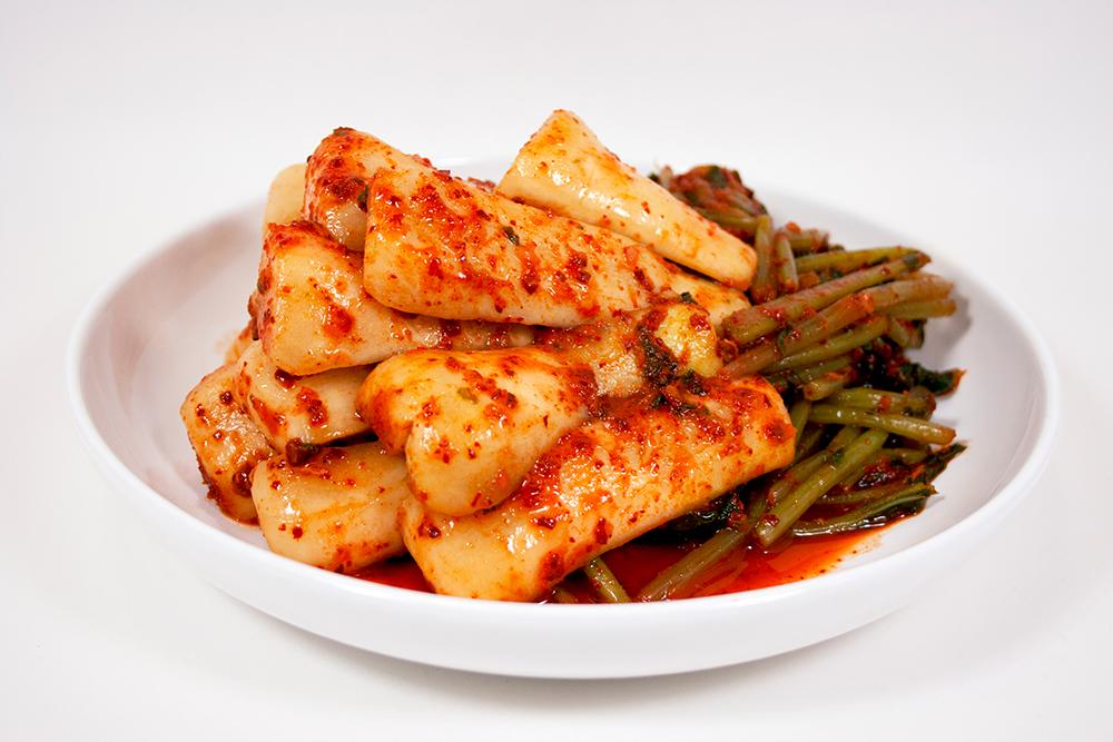총각김치/ Young Radish Kimchi