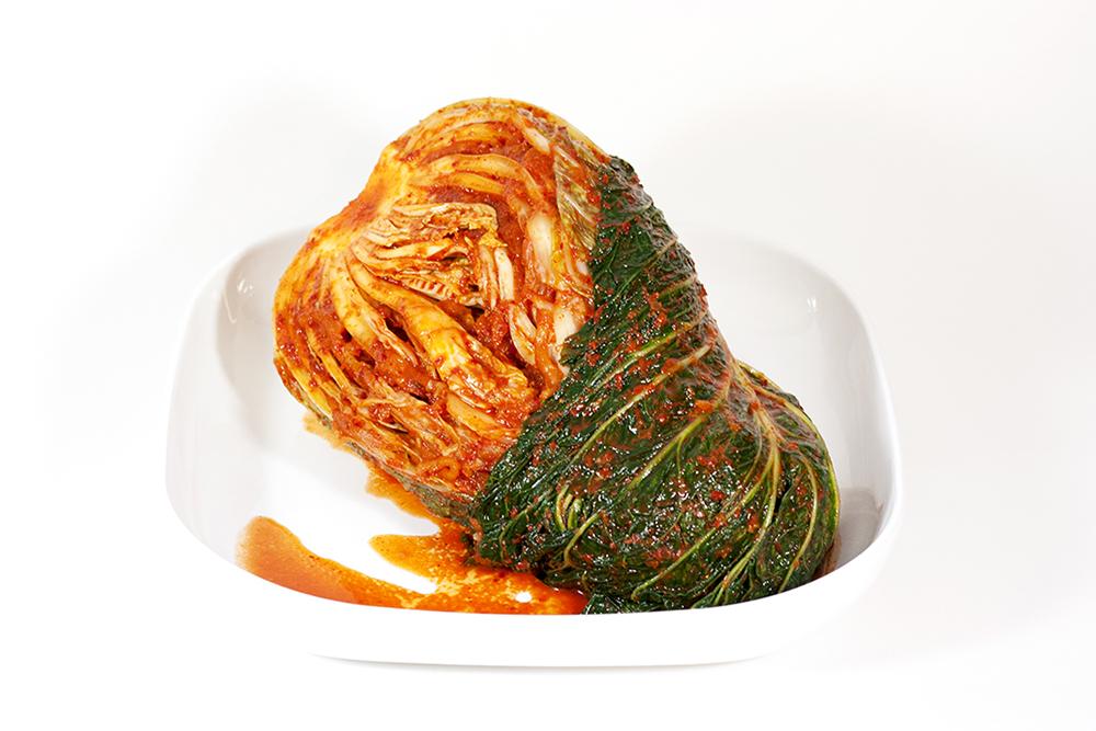 항아리 포기김치/ Homemade Whole Kimchi