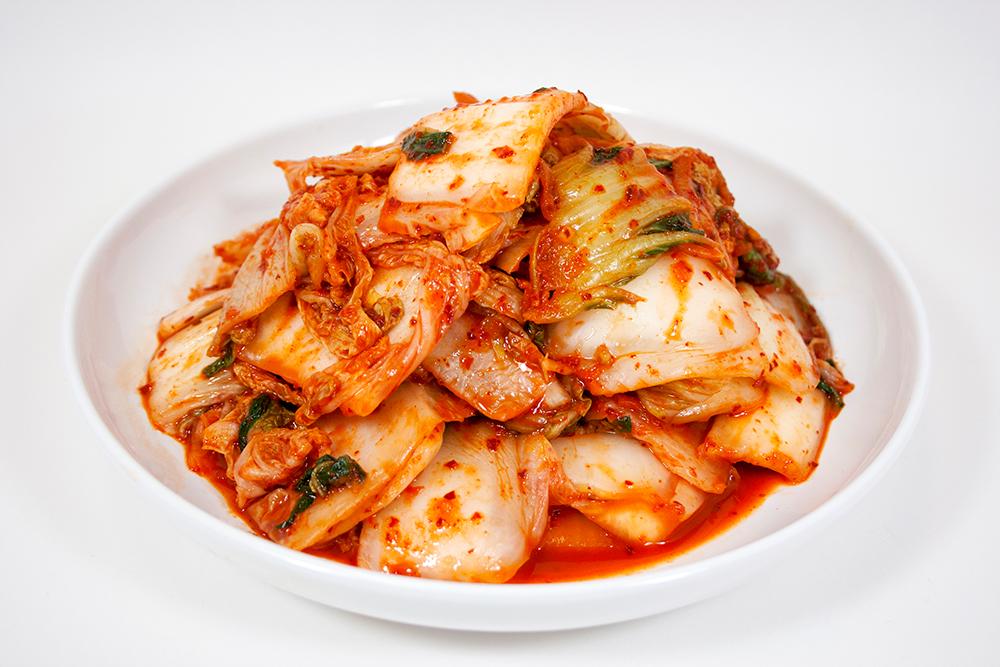 항아리 썬김치/ Homemade Sliced Kimchi