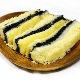 녹두깨편 MUNG BEAN SESAME CAKE